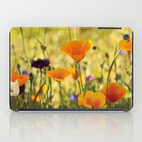 Summer Garden - JUSTART © iPad Case