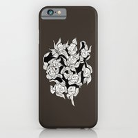 Abstract Roses iPhone 6 Slim Case
