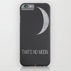 That's No Moon iPhone 6 Slim Case
