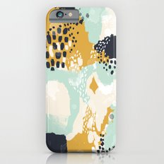 Tinsley - Abstract Paint… iPhone 6 Slim Case