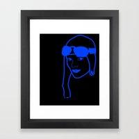 I __ Challenges Framed Art Print