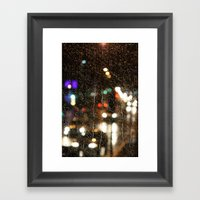 Within and Without Framed Art Print