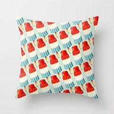 Bomp Pop Pattern Throw Pillow