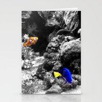 Nemo And Dora Stationery Cards