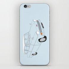 Weasley's Flying Ford Anglia iPhone & iPod Skin