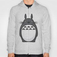 Totoro Pop Art - Green V… Hoody