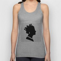 Queenie 22 Unisex Tank Top