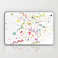 Wishes As Confetti / New… Laptop & iPad Skin