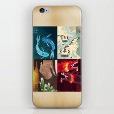 Original Bending Masters Series iPhone & iPod Skin