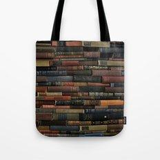 Books on Books Tote Bag