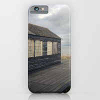 iPhone & iPod Case featuring Beach house by James Arnold