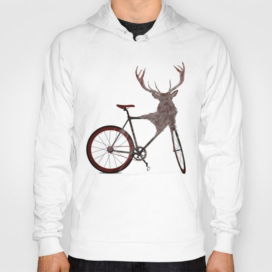 Stag Bike Hoody