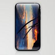 Amazing Sunset iPhone & iPod Skin