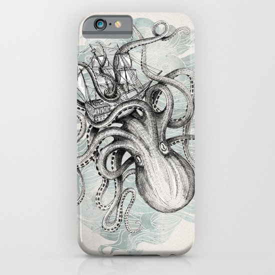 The Baltic Sea iPhone & iPod Case
