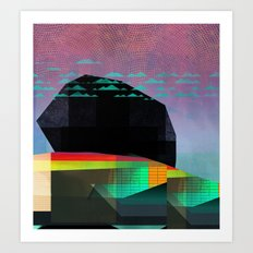 Atmospheric Disturbance Art Print