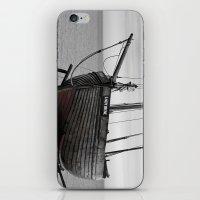 Her Ladyship Irene iPhone & iPod Skin