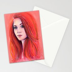 Our Lady of the Flame Stationery Cards