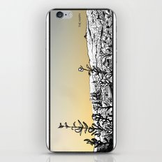 Locals Only - Los Feliz iPhone & iPod Skin