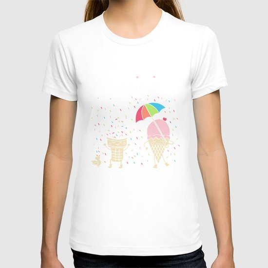 Cloudy With A Chance of Sprinkles T-shirt