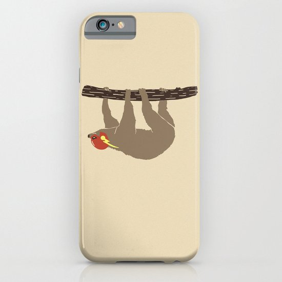 Quick Climber iPhone & iPod Case