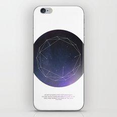 Light (Constellation) iPhone & iPod Skin