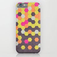 Honeycomb | Abyss iPhone 6 Slim Case
