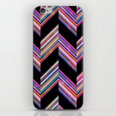 Lilli Chevron {dark} iPhone & iPod Skin