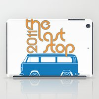 The Last Stop 2011 iPad Case