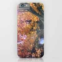 Autumn's Leaves iPhone 6 Slim Case