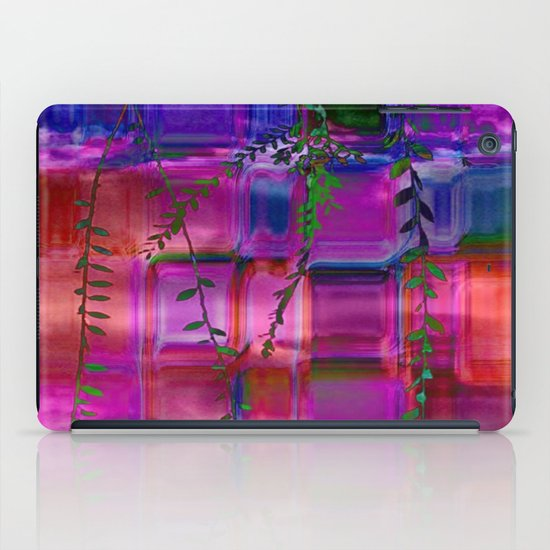 Infused colors iPad Case