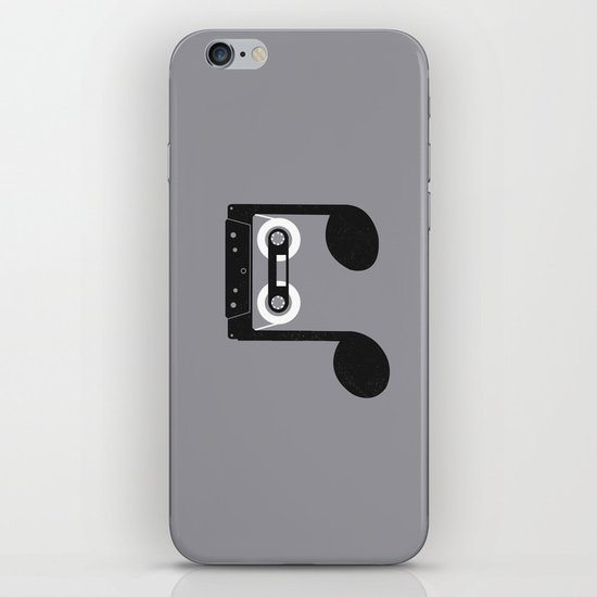 Analog Music iPhone & iPod Skin