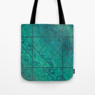 Green Marble Texture G29… Tote Bag