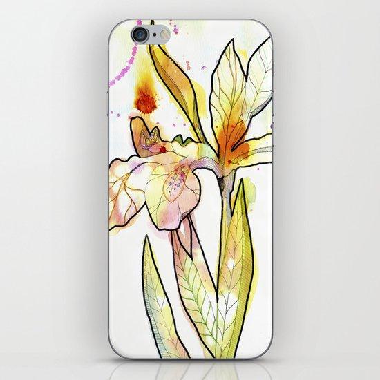 Queen Flower iPhone & iPod Skin