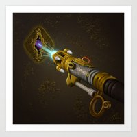 Key To The Universe - Pa… Art Print