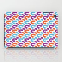 Chasing tails iPad Case