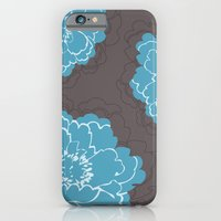 Autumn Peony iPhone 6 Slim Case