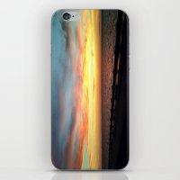 Sunset Drive iPhone & iPod Skin