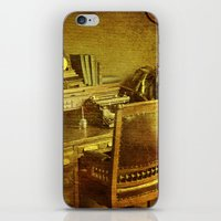 Grandpa's Desk iPhone & iPod Skin