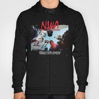N.W.A (Nerds With Attitude) Straight Outta Comicon Hoody
