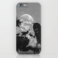 The Friendly Visitor iPhone 6 Slim Case