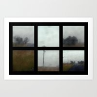 Lost - Polyptych Art Print