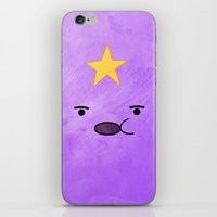 Adventure Time - Lumpy Space Princess iPhone & iPod Skin