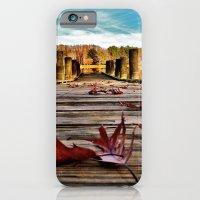 Don't Leaf Me iPhone 6 Slim Case