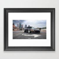Honda S2000 Framed Art Print