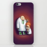 Mad About Basketball iPhone & iPod Skin