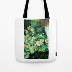 Here Somewhere Tote Bag