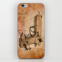 Jericho iPhone & iPod Skin