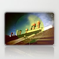 And Even The Sky Was Gol… Laptop & iPad Skin