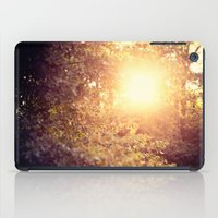 Summer Haze iPad Case