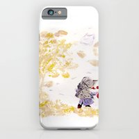 iPhone & iPod Case featuring Wind by MARIA BOZINA - PRINT
